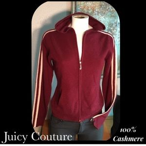 🍒Juicy Couture Cashmere Hoodie